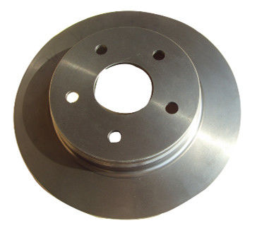 Noise Free Performance Brake Discs Location Front  / Rear Axle Oem Available