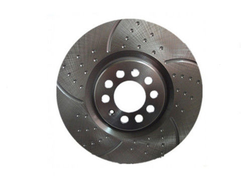 Metalli Auto Spare High Performance Brake Discs / Car Wheel Disc OEM NO 717 1255