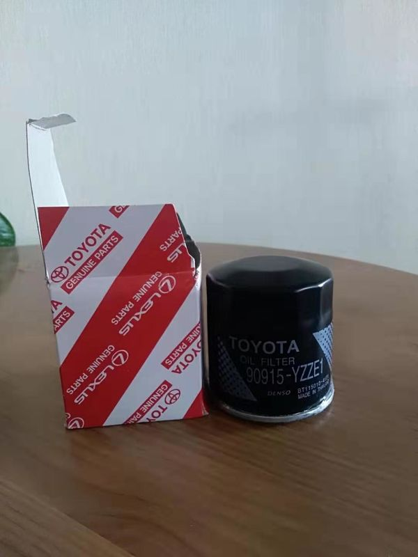 Toyota Camry Corolla AURIS Prius Yaris Automotive Oil Filter 90915 YZZE1 For Auto Engine