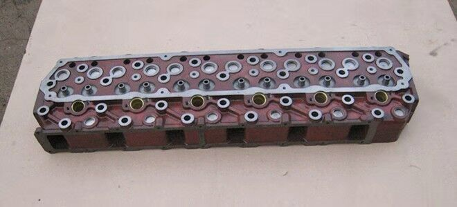 60kg 6D16T Engine Cylinder Head For Mitsubishi Fuso Canter 12V 7.6L